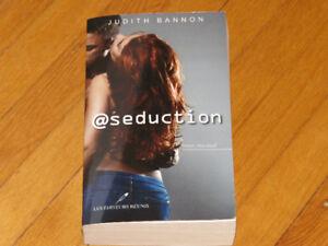 --JUDITH BANON  /  SEDUCTION    littérature  auteur