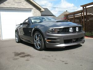2011 Ford Mustang GT Cabriolet 5.0