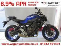 YAMAHA MT-07 ABS IN STOCK NOW. BEAT THE 2018 PRICE INCREASE...