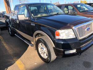 2004 f150 lariat 4x4