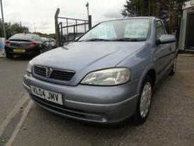 2004 Vauxhall Astra 1.4i 16V LS 5dr [AC], 12 months mot, Part Ex To Clear 5 d...