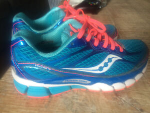 Saucony ride 7 Running shoes size 5
