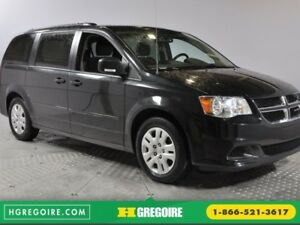 2016 Dodge GR Caravan SXT AC CRUISE BLUETOOTH