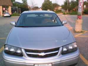 2005 Chev Impala LS  5400. As is