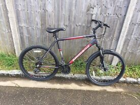 Gents Ammaco MTX600, Serviced, Free Lock/Lights/Delivery