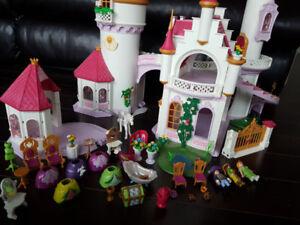 Playmobil château de princesses
