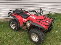 CALL/TEXT ONLY!! 1992 Honda Fourtrax 300 4X4 in Amherst, NS