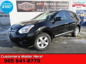 2013 Nissan Rogue S  AWD, (NEW TIRES), ROOF, ALLOYS, BLUETOOTH