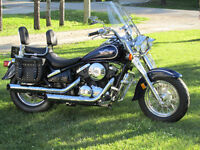 Mint condition Kawasaki Vulcan 800 Classic