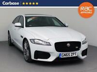 2015 JAGUAR XF 3.0d V6 S Eight Speed Automatic With Jaguar Sequential Shift