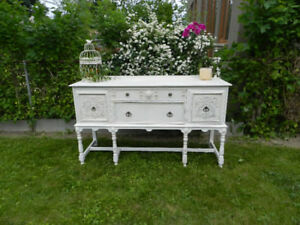 Antique Side Board French Country Style