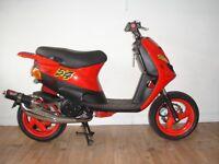 Mobile Scooter / Moped Mechanic & Tuner looking for work Yamaha Honda Piaggio Vespa Gilera 70 125