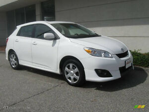 2013 Toyota Matrix Wagon