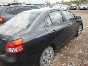 2007 YARIS. JUST IN FOR PARTS AT PIC N SAVE! WELLAND