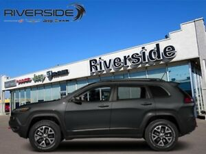 2016 Jeep Cherokee Trailhawk  - Navigation -  Uconnect