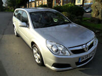 VAUXHALL VECTRA 1.9CDTi 16v DIESEL 2008 COMPLETE WITH M.O.T HPI CLEAR