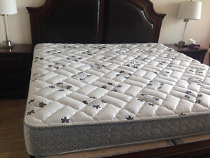 Almost new King size matress