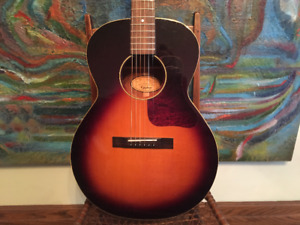Epiphone EL-00 VS acoustic guitar