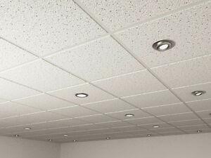 15% OFF Canada Drop Ceiling Tile & 20% OFF Ceiling Grid