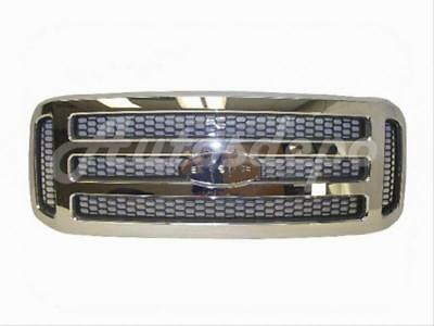 For Ford F250 F350 F450 F550 2005-2007 Grille Chrome -Gray Honeycomb Insert for sale  Dallas