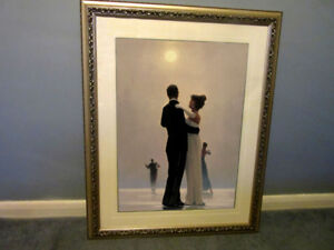 """BEAUTIFUL FRAMED  """"Dance Me To The End Of Love""""  PICTURE"""
