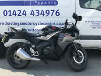 Honda CBR125R Learner Legal Sports Bike / Nationwide Delivery / Finance