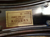 Rogers Power Tone COB vintage snare