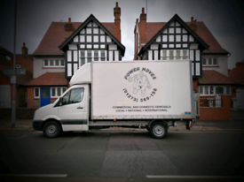 Home Removals + Man & Van CARD ACCEPTED