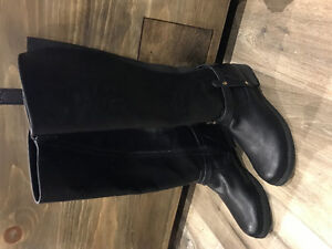 Steve Madden black knee high boots Oakville / Halton Region Toronto (GTA) image 1