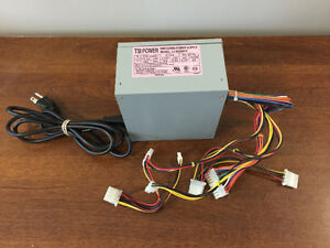 TSI Power Desktop Power Supply
