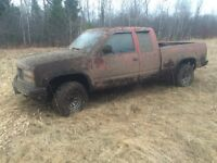 Looking to sell my mud truck
