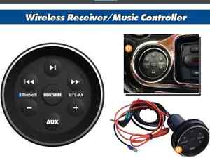 Bluetooth for 99-13 Harley Factory Radios