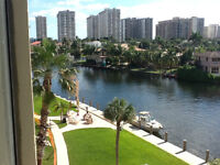 CONDO À VENDRE, HALLANDALE BEACH, FLORIDE (NEGOCIABLE)