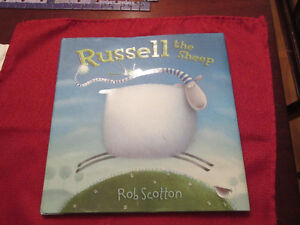 Russell the Sheep  Ages 5-7  Adorable story and pics. 1st Ed.