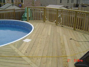 HOME-TECH FENCE AND DECK 2017 Kingston Kingston Area image 4