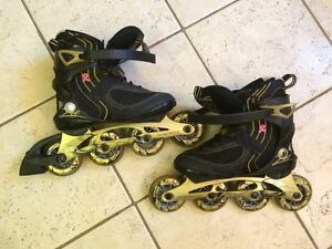 Patins à roues alignées/ Rollerblade femmes grandeur 6