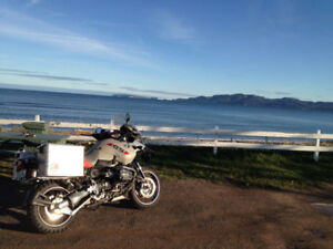 BMW R1150GS Adventure 2004