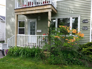 Quiet 2bdr+parking,storage,garden on Halifax Peninsula