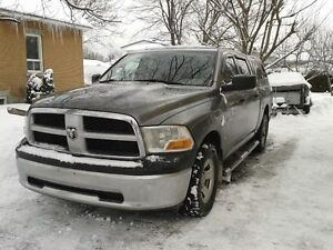 2011 Dodge Power Ram 1500 Tissu Camionnette