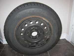 Almost new Toyo G-02 Observe Tires 185/70/14 - Great Price!