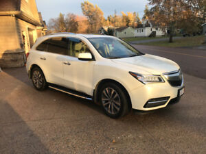 2016 Acura MDX SH-AWD Navigation  - Mint condition