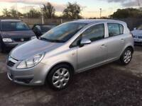 VAUXHALL CORSA 2008 1.4 MY CLUB PETROL - AUTOMATIC - 1 PRV OWNER - LOW MILEAGE