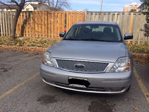 2007 FORD FIVE HUNDRED LIMITED AWD SAFTIED AND ETEST