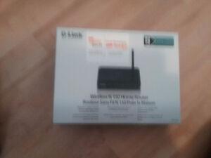 Routeur sans fil N150 pour la maison
