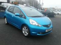 2009/09 Honda Jazz 1.4 EX BLUE PANORAMIC ROOF CLEAN AND TIDY