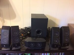 Logitech X-540 Speakers London Ontario image 1