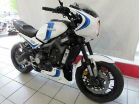YAMAHA XSR900 ABS RD350LC REPLICA, UNREGISTERED 0 MILES, 850cc CP3 TRIPLE...