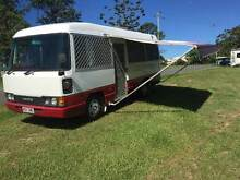 1985 Toyota Coaster camper bus Waterford Logan Area Preview