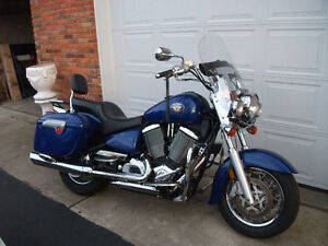 2003 Victory cross country