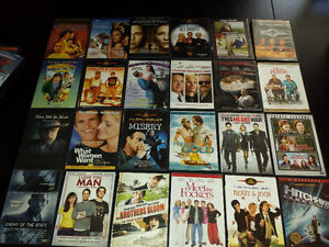 Assorted Popular Movie DVDs - All in Excellent Condition